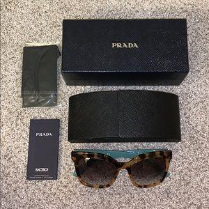 Prada Sunglasses. Style SPR24Q